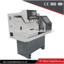Mini CNC-Drehmaschine CK0640A Gruppe Werkzeug Drehmaschine CNC