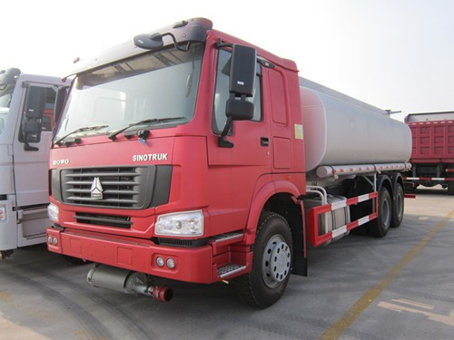 Howo Fuel Tank Truck