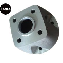 Moulage d'alliage d'aluminium, bâti de sable, coulée de gravitation pour la partie de valve