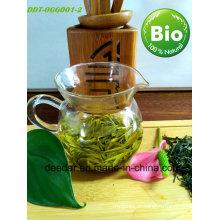 Chá orgânico verde