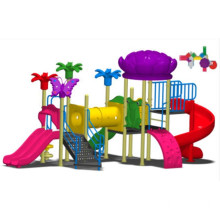 CE Approved High Quality Children Playground Equipment (YQL-0050083)