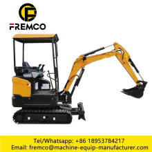 Mini Crawler Excavator 0.8 Ton For Sale
