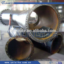 high pressure y pipe fitting steel with flanges (USB037)