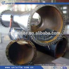 Aço de ajuste de tubulação de alta pressão e aço com flanges (USB037)