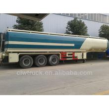 3 ejes tanque de combustible remolque 30cbm semirremolque cisterna de combustible