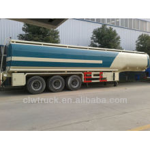 3 axles fuel tank trailer 30cbm fuel oil tank semi trailer