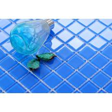 Mosaïque de verre de couleur pure