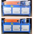Barra de acero automática del CNC de alta velocidad GT5-14 9Kw que endereza y que corta la máquina