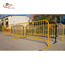 Recycle Used And Portable Steel Traffic Barricade/Crowd Control Barrier