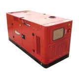 130kVA Cummins Silent Diesel Generator Set with 110 to 277V, 220 to 480V Rated Voltage
