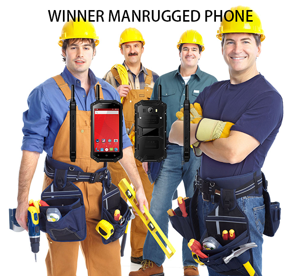 winner MAN rugged phone