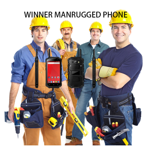 MAN rugged phone