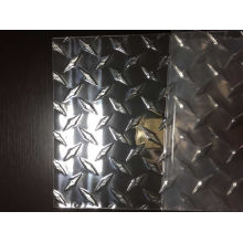 3003 Алюминиевый лист Алмазный шаблон для грузовика