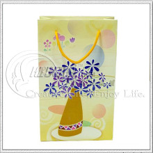 Shopping Papiertüte für Geschenk (KG-PB052)