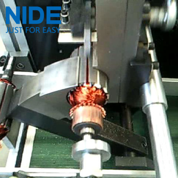 Motor Armature Wedge Inserting Machine