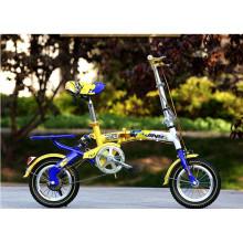 Fábrica de estilo novo 14 crianças polegadas Folding Bike