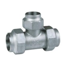 Equal Teel Butt Welded Pipefitting