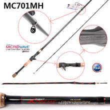 Canne à pêche de qualité supérieure Mc701mh