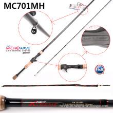 Pesca de qualidade superior Casting Rod Mc701mh