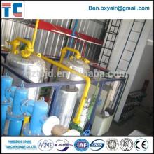 Usine d'oxygène cryogénique