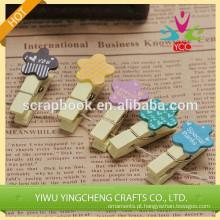 estrela de alta qualidade artesanato obras de artesanato madeira clipe clipes