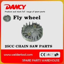 2500 chainsaw parts flywheel