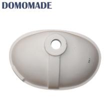 Fatory fornecimento barato China lavar mão banheiro pia de cozinha de pedra artificial
