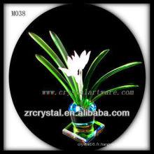 K9 Cristal Orchidée