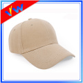 Custom Promotion Blank Cotton Baseball Cap