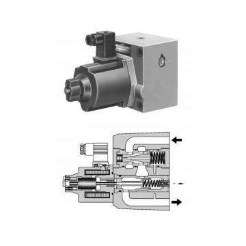Yuken Series EFG Type Electro-hydraulic flow valve