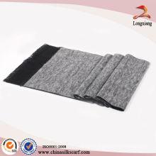 Double couche 100% soie L'écharpe chinoise Hommes