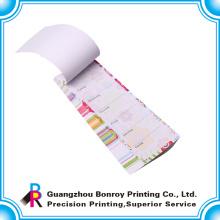 China papel offset personalizado escritório a4 papel timbrado atacado