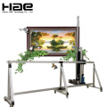 Indoor Outdoor Mural Printer Wall Art Print Machine