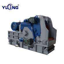 Poplar Wood Chips Processing Machine