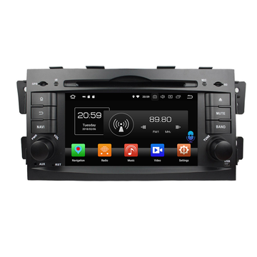Auto Media Player für Mohave Borrego 2008-2010
