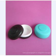 Tarro de dos colores de 100 ml con cierre