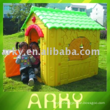 Children's Plastic Toy House