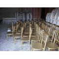 Chaise à napoleon à plusieurs couleurs, chaise napoloen