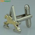 Custom Zinc Alloy Jewelry Cufflinks