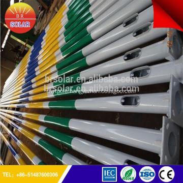 10M Solar Outdoor Street Lighting Pole
