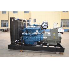 Générateur d'énergie 300kva type ouvert