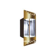 GB1588-2003 Aprovado Sightseeing Lift Fabricante