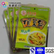 Aluminum Pickled Pickles Plastic Package