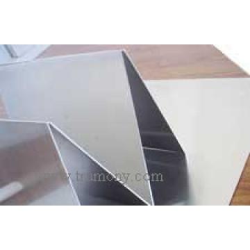 Radiator Aluminum Heat Transfer Plates for Radiant Heating Yield Strength 45 MPa