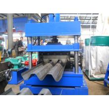 Máquina de formação de rolo fria automática Guardrail de alta velocidade