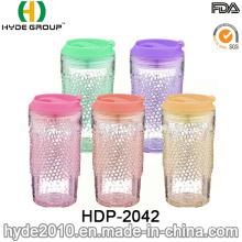 8oz Wholesales BPA Free Clear Coffee Mug (HDP-2042)