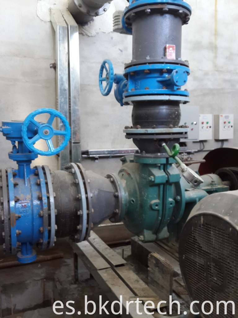 Type L low abrasive pump