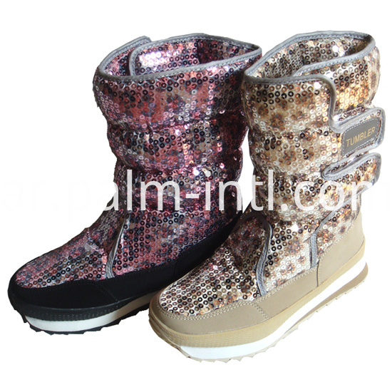 Ladies Snow Boots