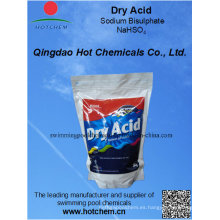 Estabilizador de piscina Cyanuric Acid Powder / Granular