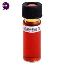 UIV CHEM Hot rhodium catalyst CAS NO.10489-46-0 Dirhodium trisulphate solution